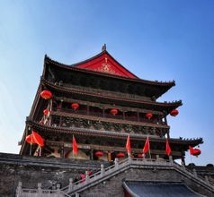 Xi'an Bell Tower and Drum Tower