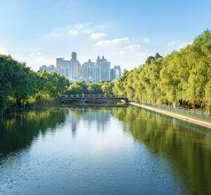 Century Park, China