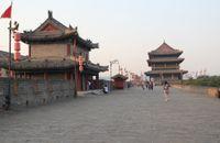 Xi'an - Xi'an City Wall - 587