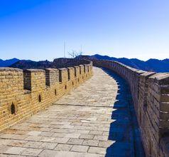 Great Wall of China at Jiankou