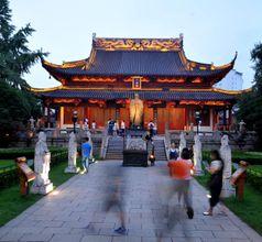 Nanjing Confucius Temple (Nanjing Fuzi Miao), China