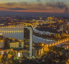 Ma'anshan, China