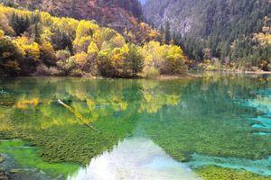 Jiuzhaigou-Huanglong Image