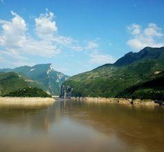 Three Gorges, China